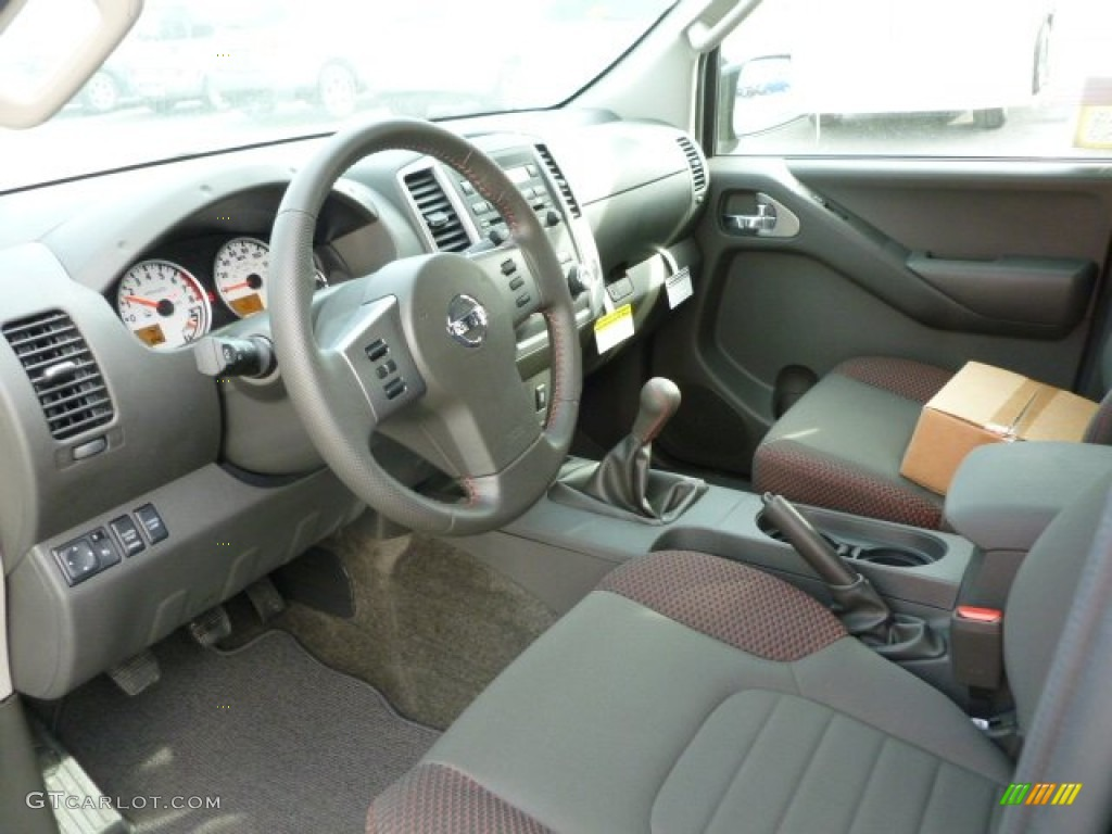 2012 nissan frontier pro 4x king cab 4x4 interior photo. Black Bedroom Furniture Sets. Home Design Ideas