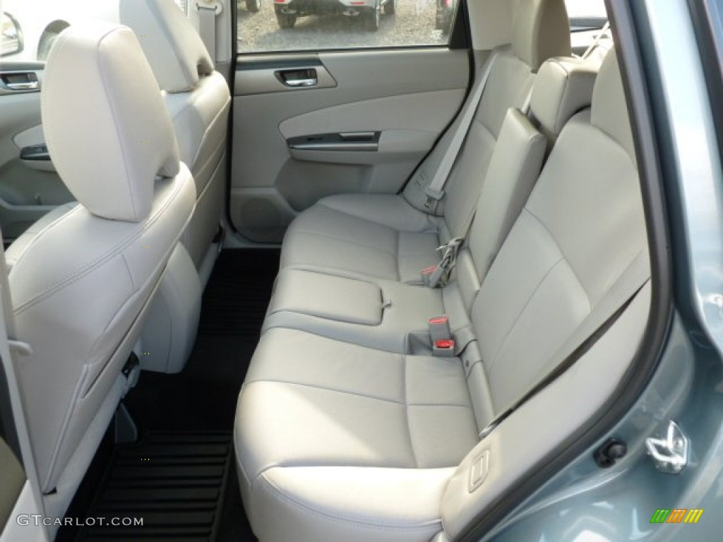 Platinum Interior 2012 Subaru Forester 2 5 X Limited Photo 60166023