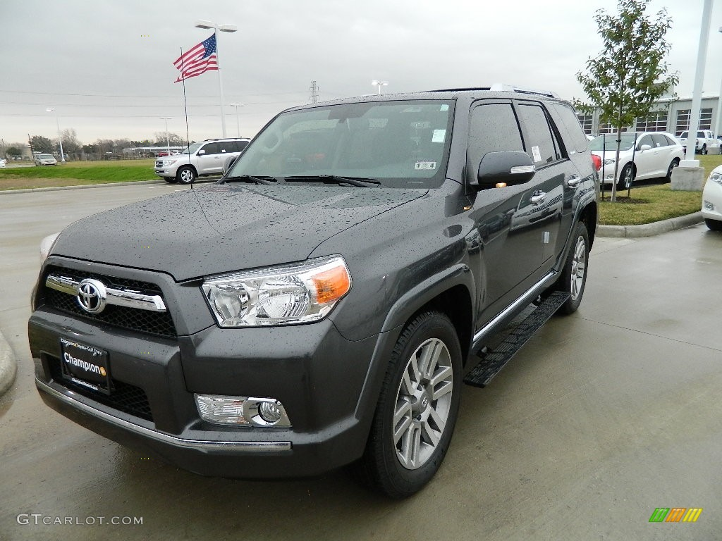 magnetic gray metallic 2012 toyota 4runner limited exterior photo 60168045. Black Bedroom Furniture Sets. Home Design Ideas