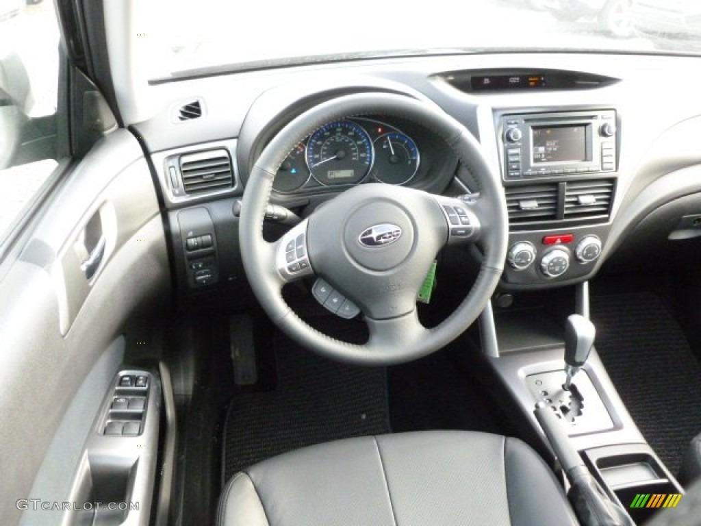 Black Interior 2012 Subaru Forester 2 5 X Limited Photo 60168408