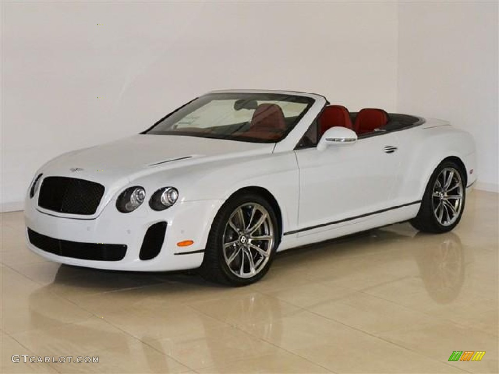 Ice Bentley Continental GTC
