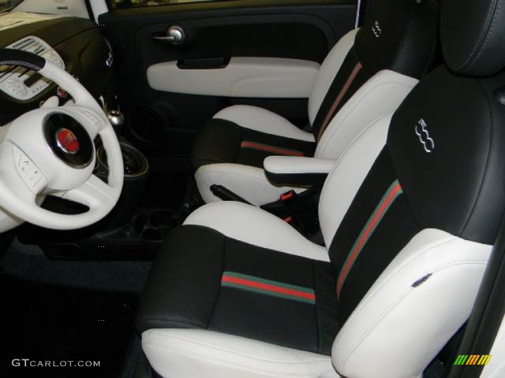 2012 fiat 500 c cabrio gucci interior photo 60190404. Black Bedroom Furniture Sets. Home Design Ideas