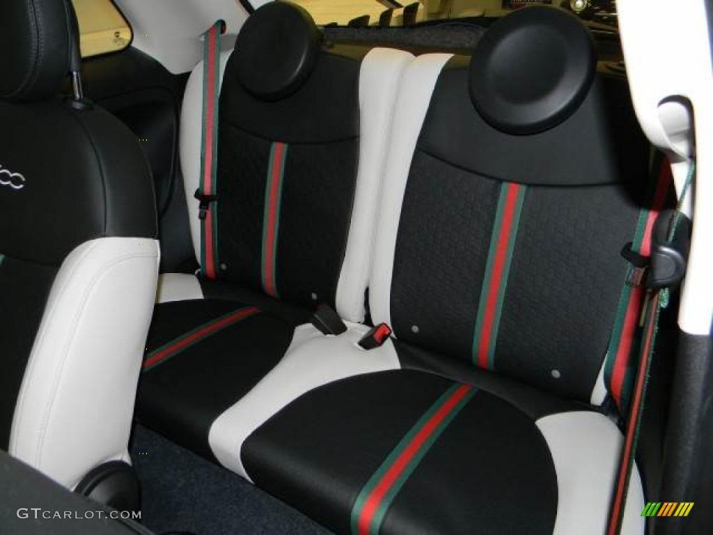 Prime 2012 Fiat 500 Gucci Rear Seat Photo 60190630 Gtcarlot Com Andrewgaddart Wooden Chair Designs For Living Room Andrewgaddartcom