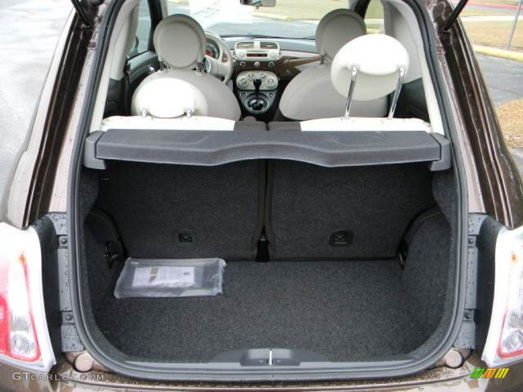 Fiat 500 Abarth Trunk 2012 Fiat 500 P...