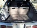 1990 Ford Mustang Titanium Interior Trunk Photo