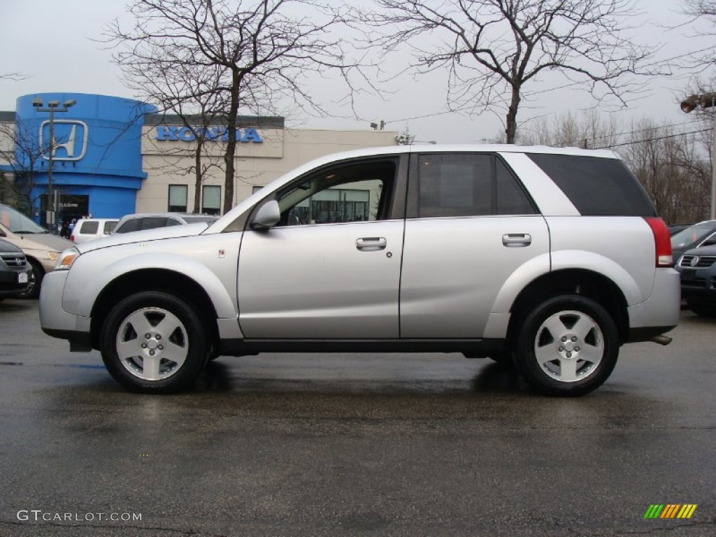 silver nickel 2006 saturn vue v6 awd exterior photo. Black Bedroom Furniture Sets. Home Design Ideas