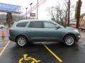 2009 Silver Green Metallic Buick Enclave CXL AWD  photo #9