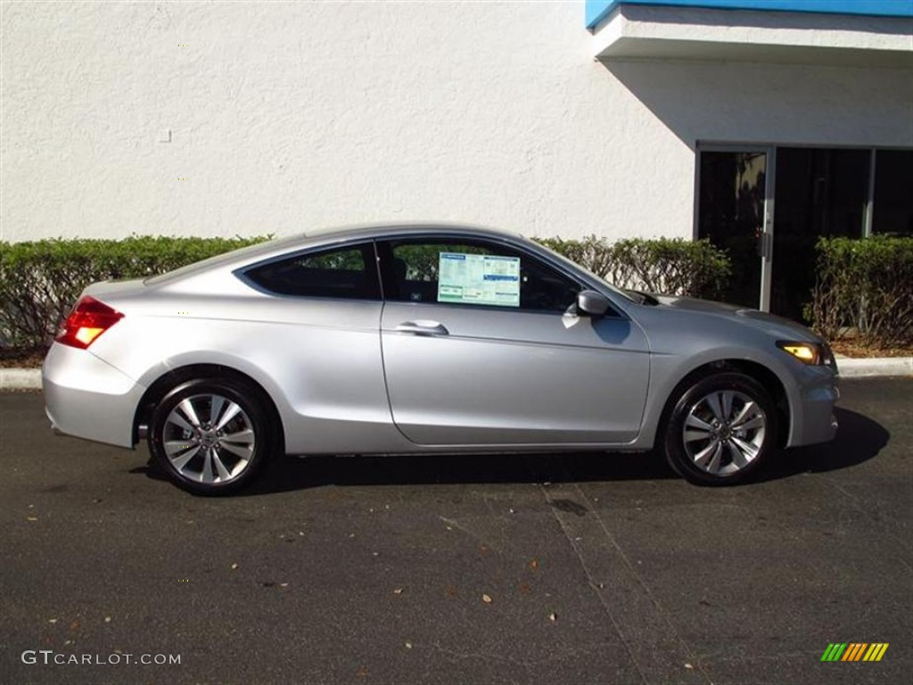 alabaster silver metallic 2012 honda accord lx s coupe. Black Bedroom Furniture Sets. Home Design Ideas