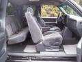 Graphite Interior Photo for 2001 Chevrolet Silverado 1500 #60199624