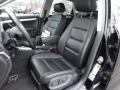 Black Front Seat Photo for 2008 Audi A4 #60201478