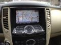 2011 Infiniti FX Wheat Interior Navigation Photo