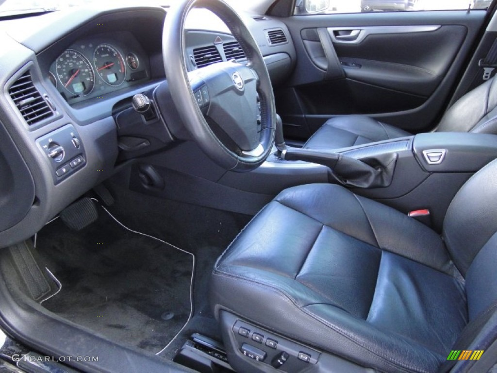 Graphite Interior 2006 Volvo S60 T5 Photo 60206146