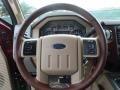 2012 Autumn Red Metallic Ford F250 Super Duty King Ranch Crew Cab 4x4  photo #39