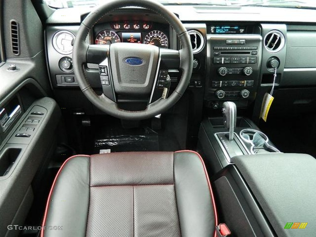 2012 Ford F150 Fx4 Supercrew 4x4 Interior Photo 60217021