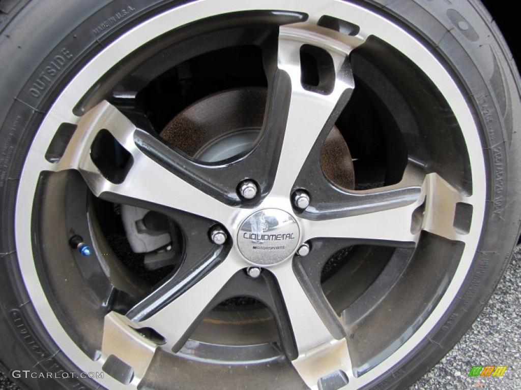 2010 dodge charger 3 5l custom wheels photo 60221860. Black Bedroom Furniture Sets. Home Design Ideas
