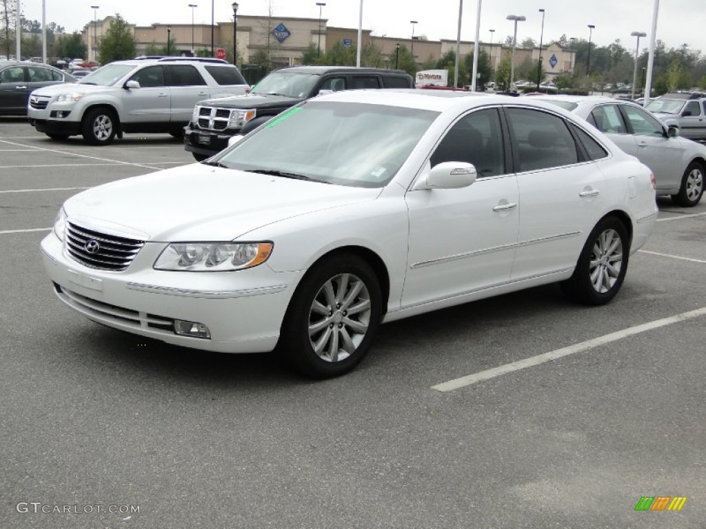 Picture Of 2007 Hyundai Azera Limited Exterior Sexy Girl