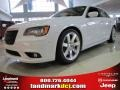 Bright White 2012 Chrysler 300 SRT8