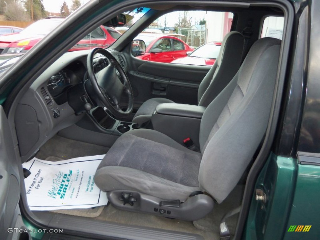 2000 Ford Explorer Sport 4x4 Interior Photo 60236495
