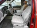 2012 Victory Red Chevrolet Silverado 1500 LT Extended Cab 4x4  photo #16