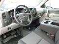 2012 Summit White Chevrolet Silverado 1500 Work Truck Extended Cab 4x4  photo #17