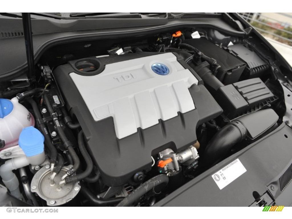 2012 Volkswagen Jetta Tdi Sportwagen Engine Photos Gtcarlot Com