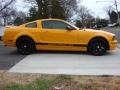 2007 Grabber Orange Ford Mustang GT Premium Coupe  photo #7