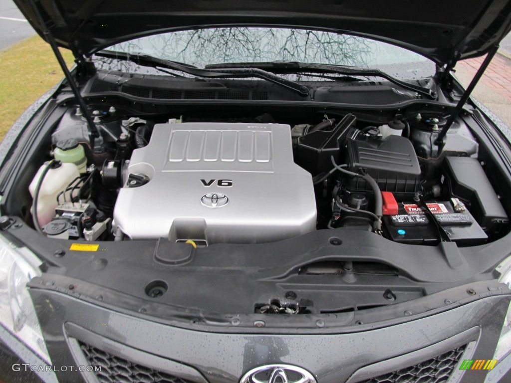 toyota camry 2008 engine specs 2008 toyota camry le 2 4l dohc 16v vvt i 4 cylinder engine photo. Black Bedroom Furniture Sets. Home Design Ideas