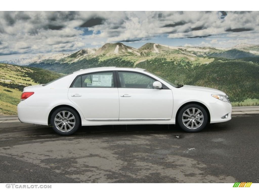 blizzard white pearl 2012 toyota avalon limited exterior photo 60259934. Black Bedroom Furniture Sets. Home Design Ideas
