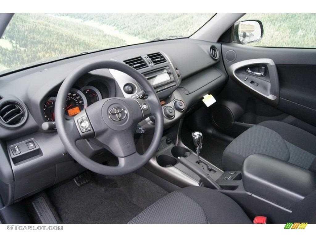 Dark Charcoal Interior 2012 Toyota Rav4 V6 Sport 4wd Photo 60260561