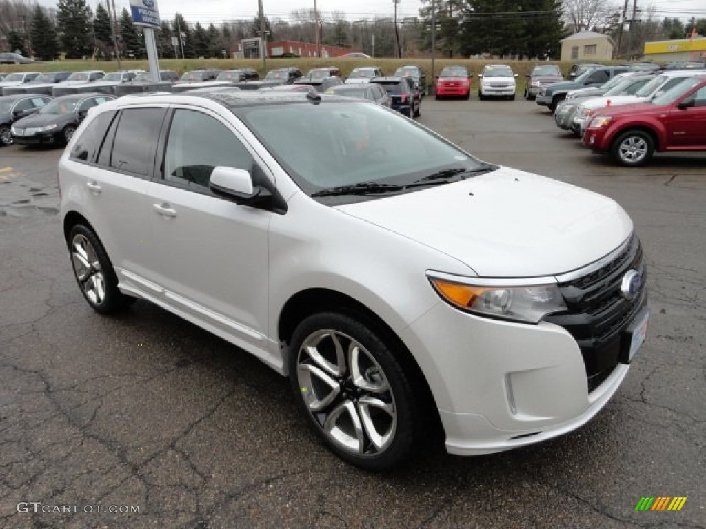 ... Metallic Tri-Coat 2012 Ford Edge Sport AWD Exterior Photo #60264447
