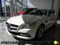 Diamond White Metallic 2012 Mercedes-Benz SLK 350 Roadster