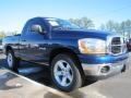 2006 Patriot Blue Pearl Dodge Ram 1500 SLT Regular Cab  photo #4