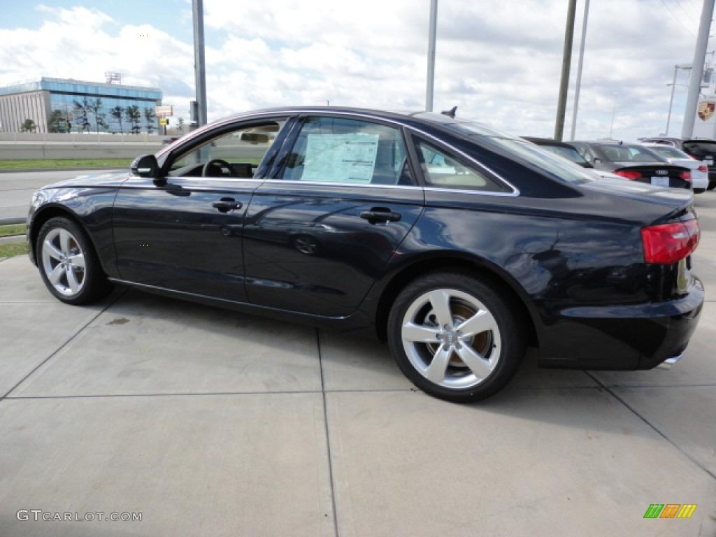 2012 Moonlight Blue Metallic Audi A6 2 0t Sedan 60233016 Photo 3 Gtcarlot Com Car Color