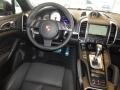 Dashboard of 2012 Cayenne S Hybrid