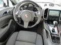 Dashboard of 2012 Cayenne