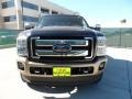 2012 Tuxedo Black Metallic Ford F250 Super Duty King Ranch Crew Cab 4x4  photo #8