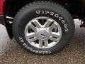 2008 Ford F150 Lariat SuperCrew 4x4 Wheel and Tire Photo