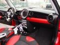 Black/Rooster Red Dashboard Photo for 2009 Mini Cooper #60276437