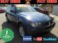 Mystic Blue Metallic 2004 BMW X3 Gallery