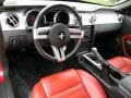 2007 Redfire Metallic Ford Mustang GT Premium Convertible  photo #8