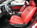 2007 Redfire Metallic Ford Mustang GT Premium Convertible  photo #9