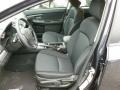 Black Front Seat Photo for 2012 Subaru Impreza #60290738