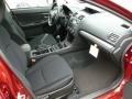 Black Interior Photo for 2012 Subaru Impreza #60292127