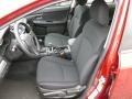 Black Interior Photo for 2012 Subaru Impreza #60292183