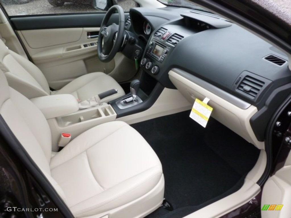 Ivory Interior 2012 Subaru Impreza Limited 4 Door Photo 60292878