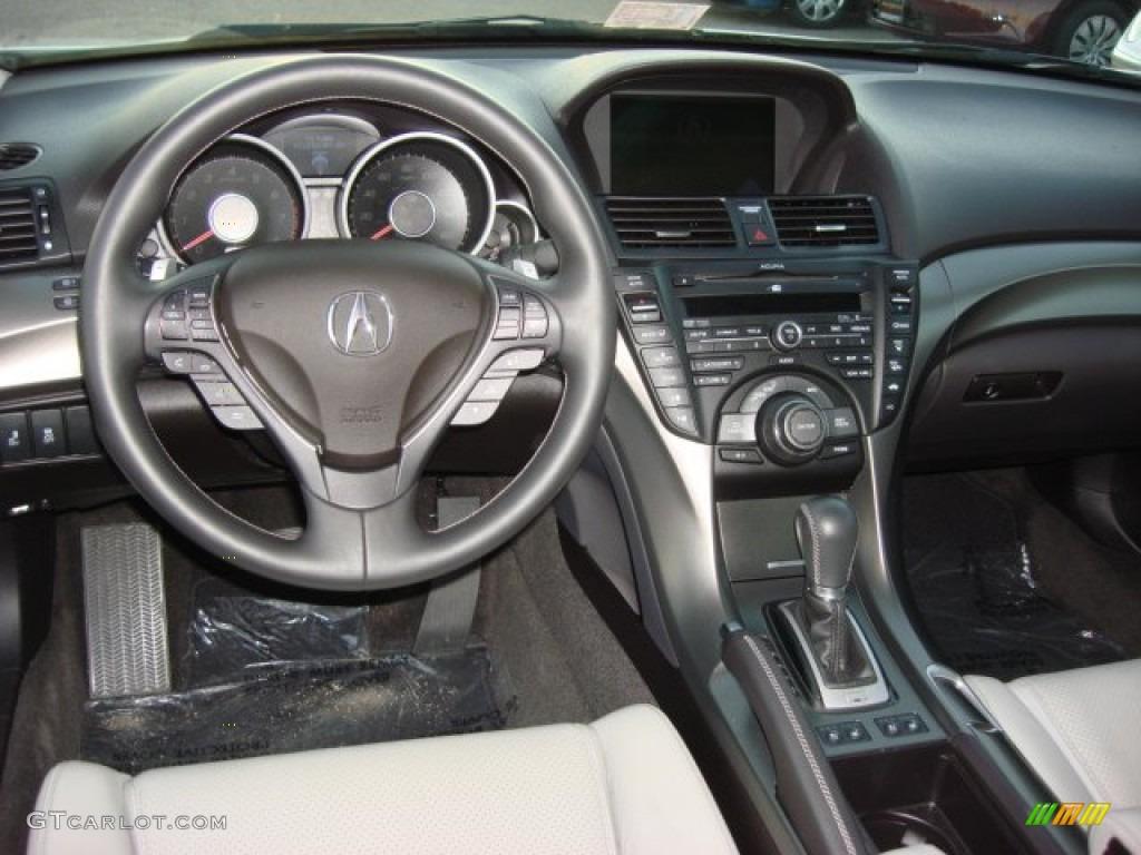Acura TL SHAWD Advance Taupe Dashboard Photo - Acura tl dashboard