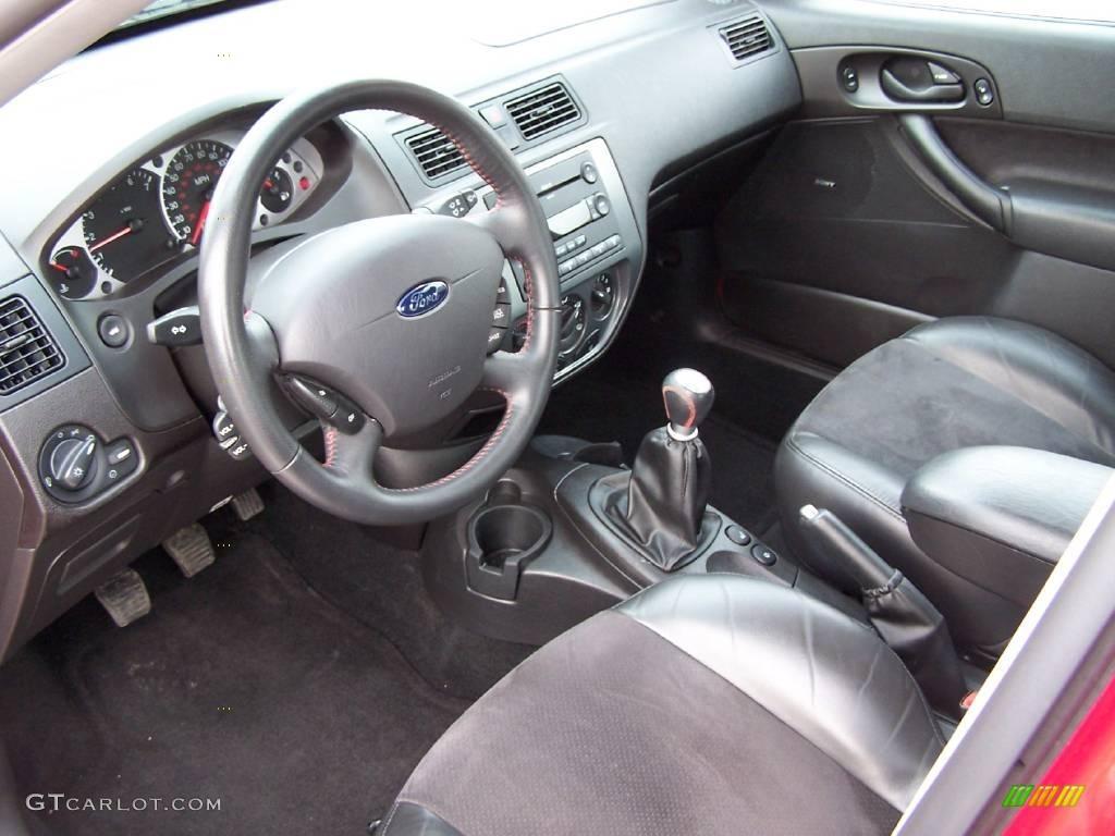 2007 Infra Red Ford Focus Zx4 St Sedan 6020898 Photo 3 Gtcarlot