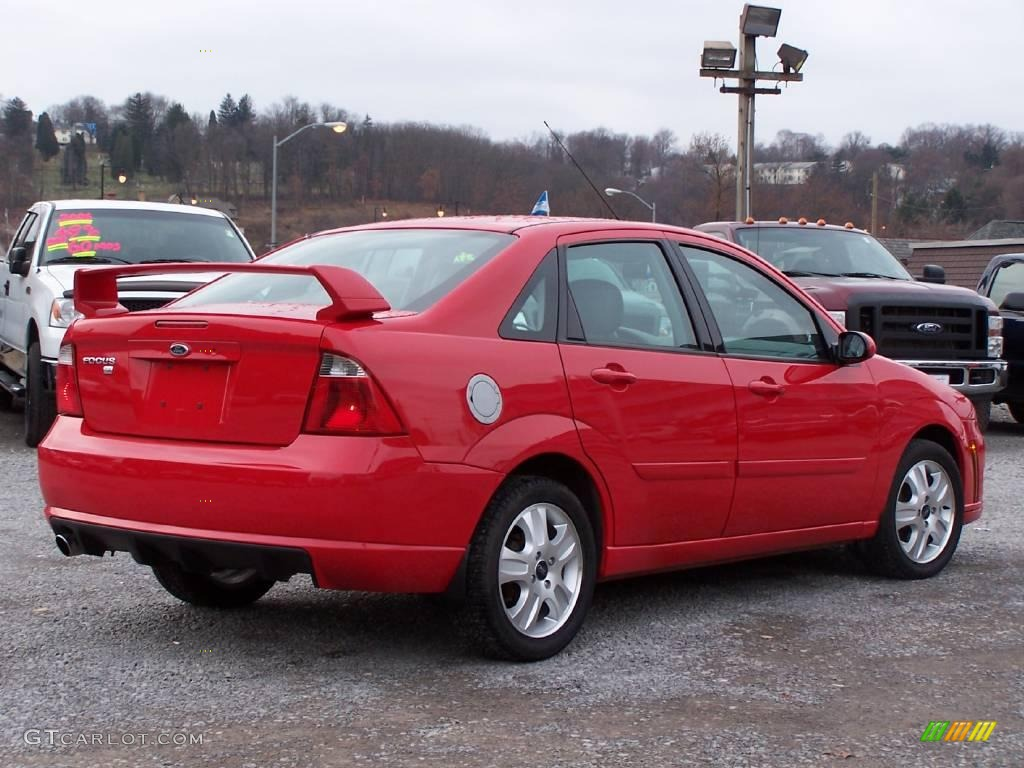 2007 infra red ford focus zx4 st sedan 6020898 photo 4 car color galleries. Black Bedroom Furniture Sets. Home Design Ideas