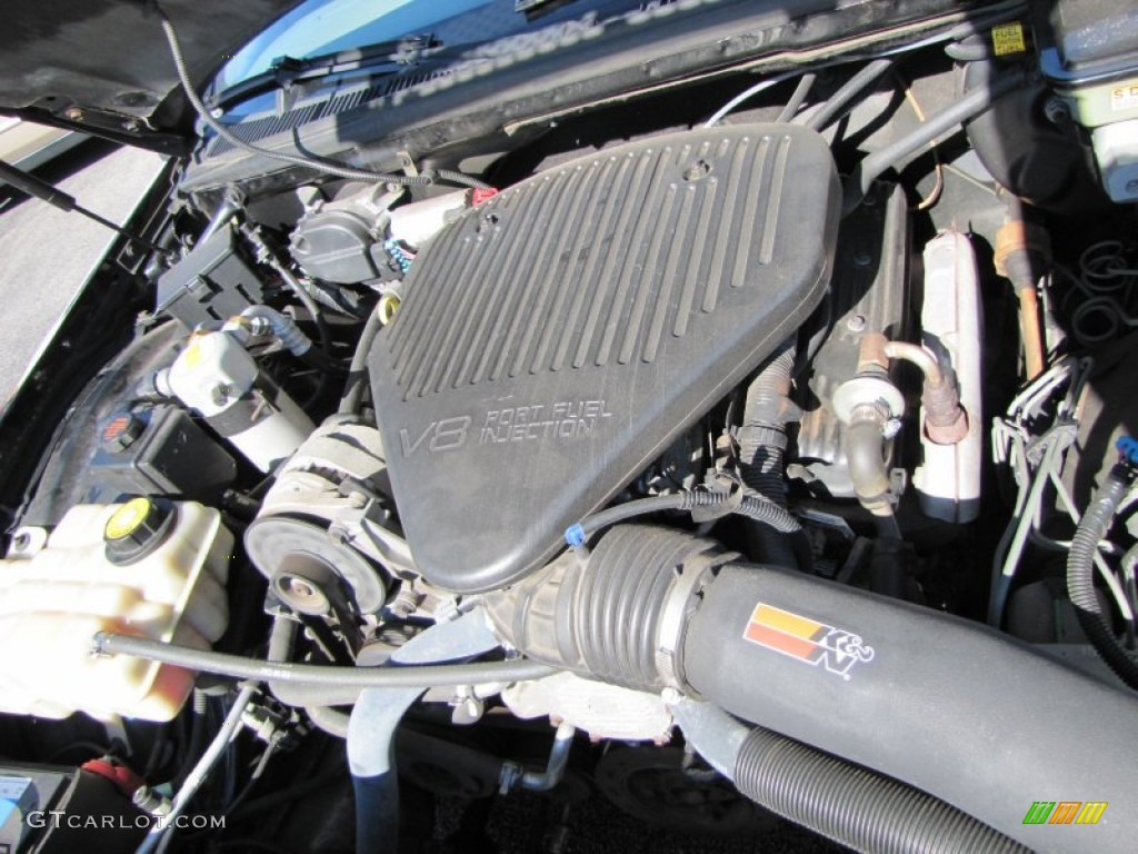 Diagram Of A 1996 Chevrolet 5 7 Engine
