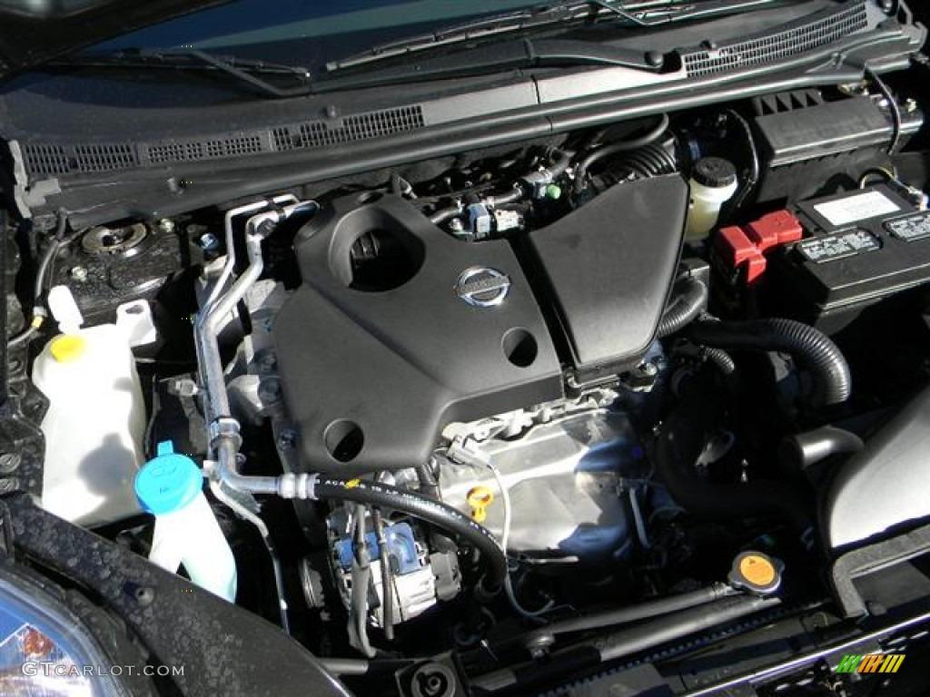 2012 Nissan Sentra SE-R Spec V 2.5 Liter DOHC 16-Valve ...